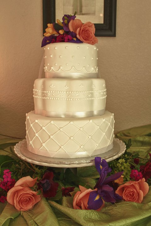 Cakes By Design: Latest Wedding Cakes