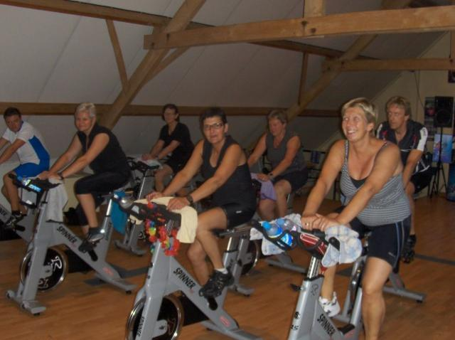 QUIFIT FITNESS Loenhout Antwerpen Indoor Cycling Spinning
