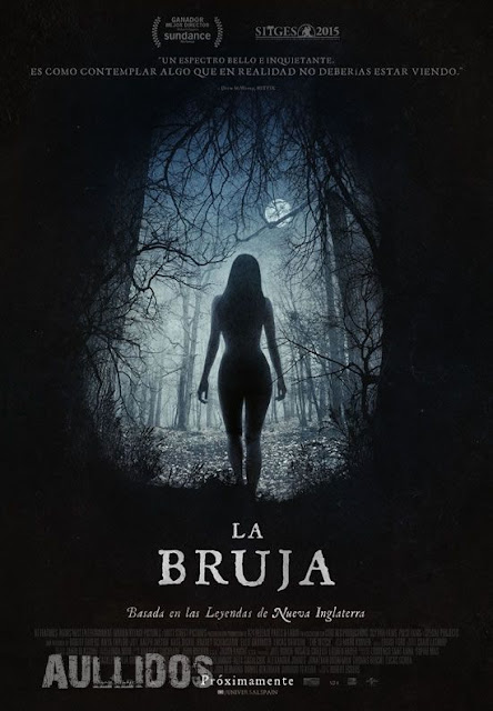 "Nuevo póster oficial de ""The witch"""