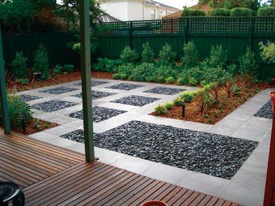 Arte y jardiner a el jard n minimalista urbano ejemplo for Jardines modernos minimalistas
