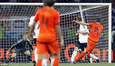 RCTI Online Live Streaming Belanda vs Jerman - Nonton Lewat TV Online