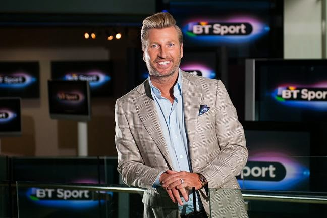 Robbie Savage terrible hair