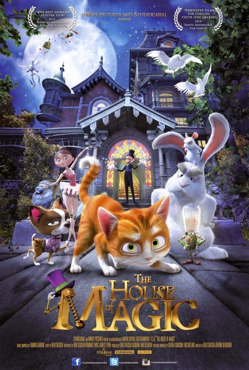 The House of Magic Poster