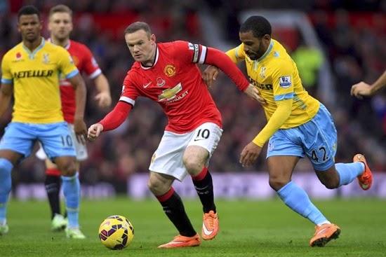 Wayne Rooney muốn thi đấu ở vị trí tiền vệ