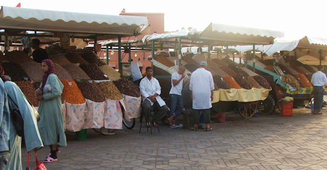 medicamenti in piazza MArrakech