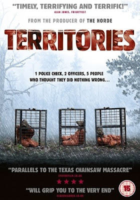 Territories (2010) BRRip 720p 600MB Mediafire