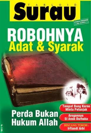 Tabloid SURAU Edisi 001