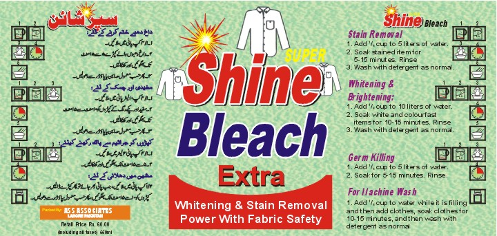 Bleach Label