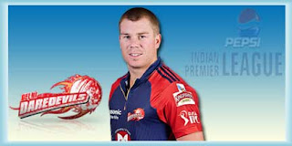 IPL DD Squad Players David Warner Profile and Records
