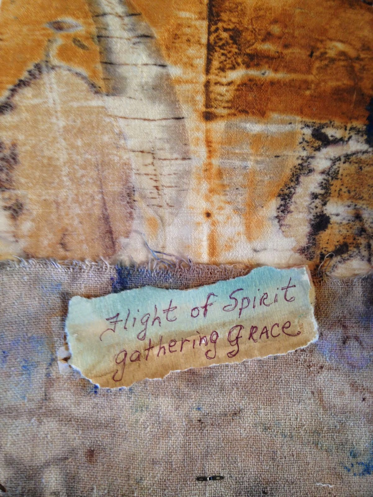 Flight of Spirit Gathering Garce