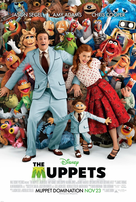 Đại Hội Nhạc Rối - The Muppets (2011) Poster