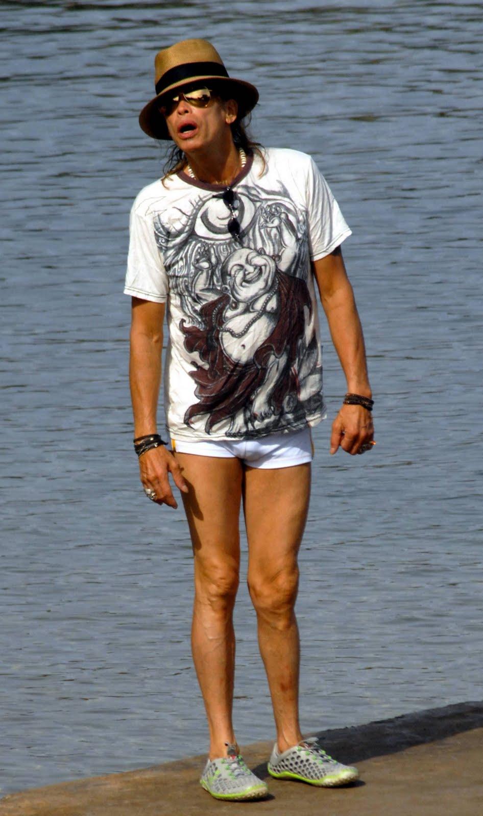 Steven Tyler Legs