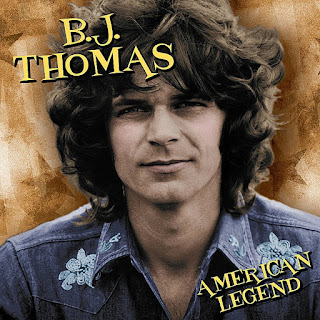B.J. Thomas - Raindrops Keep Fallin' On My Head (1969) WLCY Radio