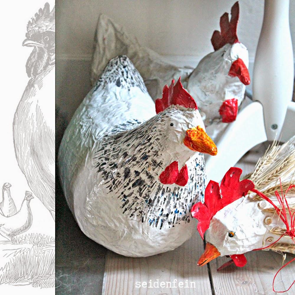 seidenfeins blog vom sch nen landleben die ersten h hner my first hens. Black Bedroom Furniture Sets. Home Design Ideas