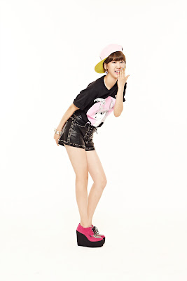 Hyeyeon BESTie Pitapat Concept Photo