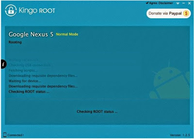 kingo android root program