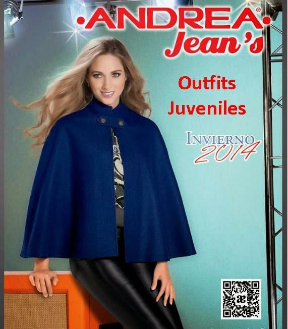 Catalogo Andrea Jeans Invierno 2014