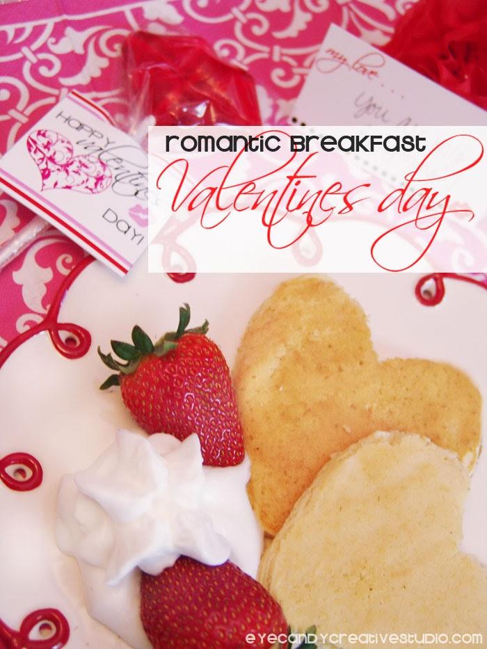 valentines panckes, valentines breakfast, valentines ideas