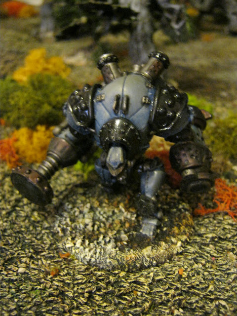 Hordes Machine  Warmachine+Cygnar+Warjacks+Defender+Charger+Grind+012
