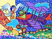 PINTURAS DE NIÑOS Cuadros en Acrílico de Niños Cuadros de Niños pinturas de niã±os