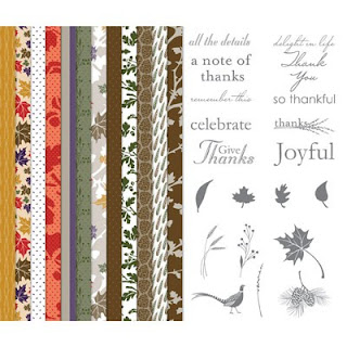 Autumn Traditions Digital Download Kit by Stampin' Up!