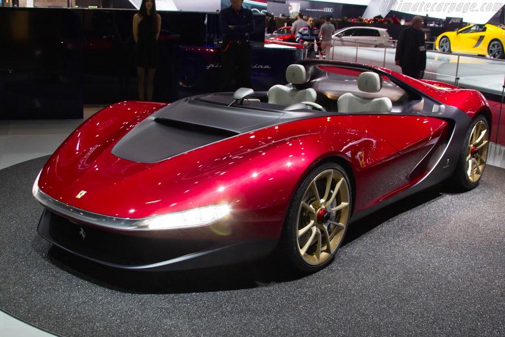 Fab Wheels Digest Fwd 2015 Ferrari Sergio