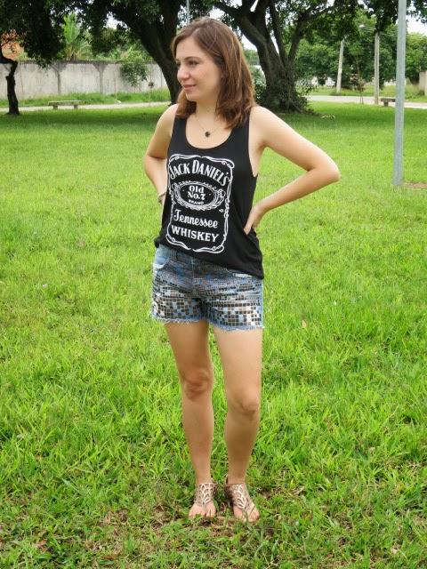 T-shirts Cam Shirt