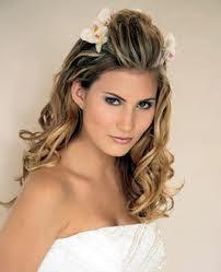 Recogido elegante de novia para cabello corto Paso a  - Peinados Sueltos Para Novias