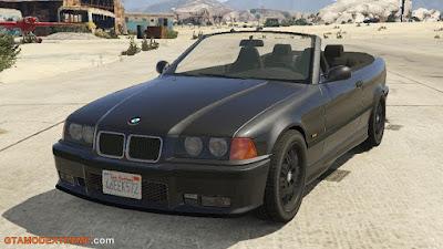Baixar carro BMW M3 E36 Cabriolet 1997 Para GTA V