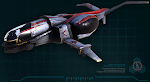 PlanetSide 2 - TR Mosquito