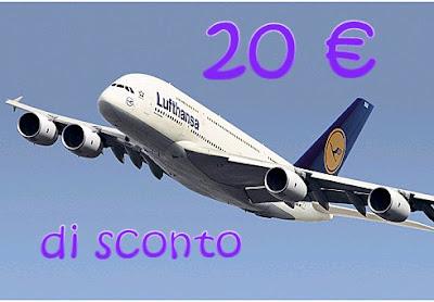 Lufthansa sconto
