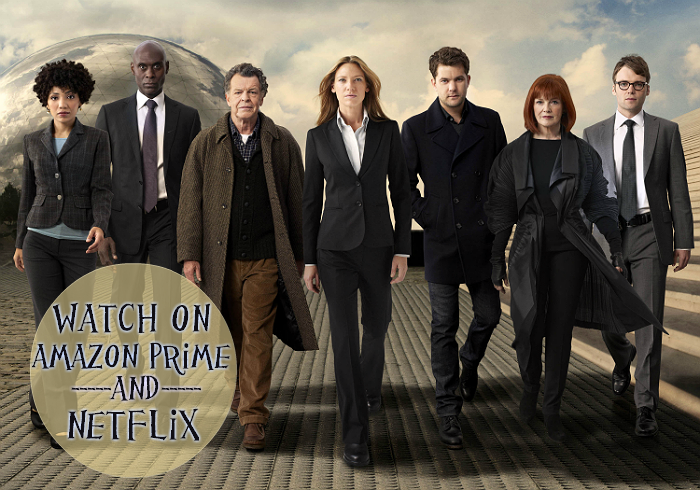 What I'm Streaming: Fringe, The Complete Series