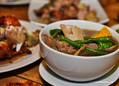 Pochero at Balamban Limepo (Available at Mabolo Branch for now).