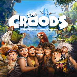Trilha Sonora Os Croods  2013
