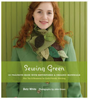 review of Sewing Green book