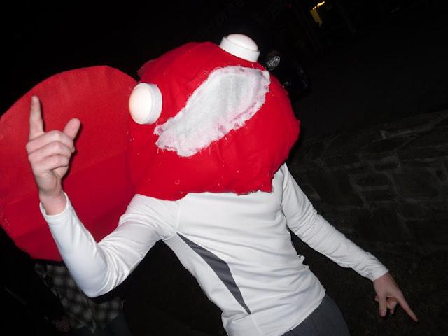 Erase Nothing: Dress up like Deadmau5!