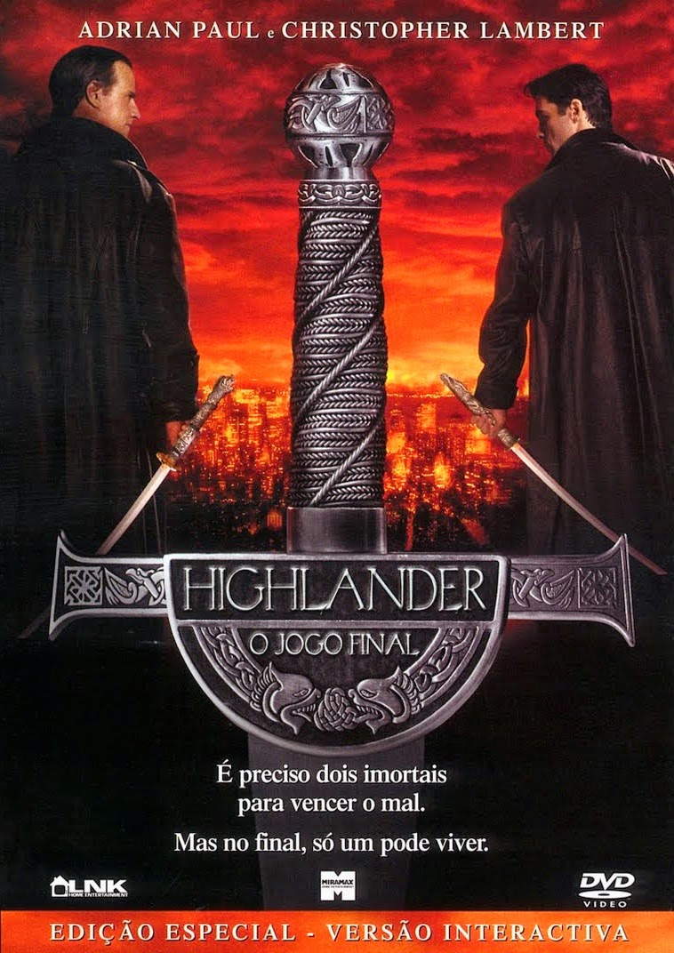 Highlander 4: A Batalha Final – Legendado (2000)