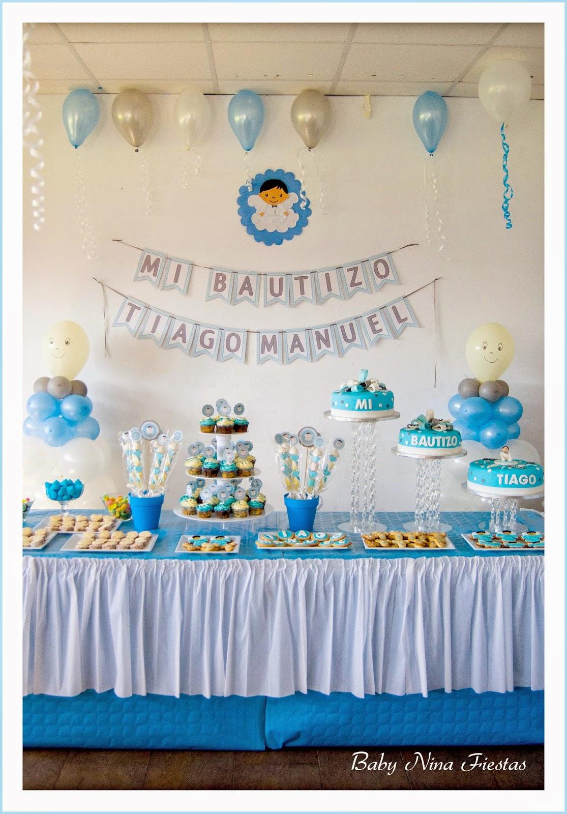 Baby nina fiestas mayo 2014 for Mesa de dulces para bautizo de nina