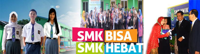 Website SMK YMIK Jakarta