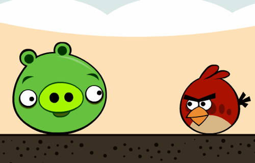 angry birds pig pikachu - photo #26