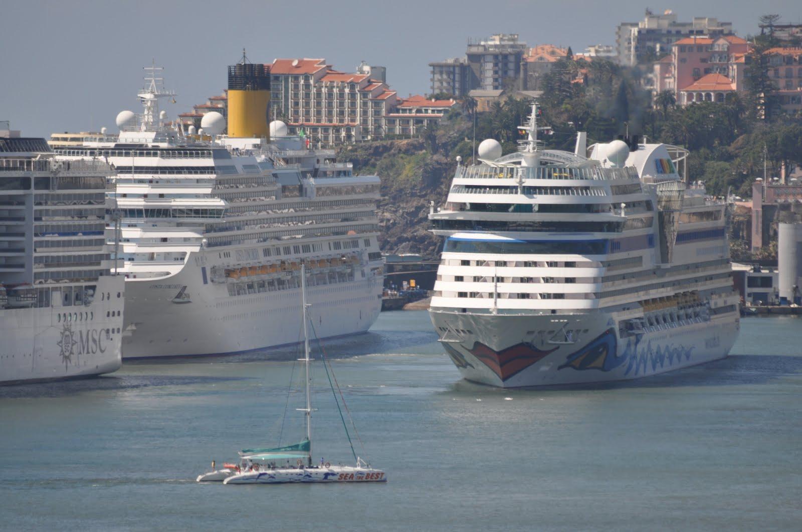 harbor - Funchal Port