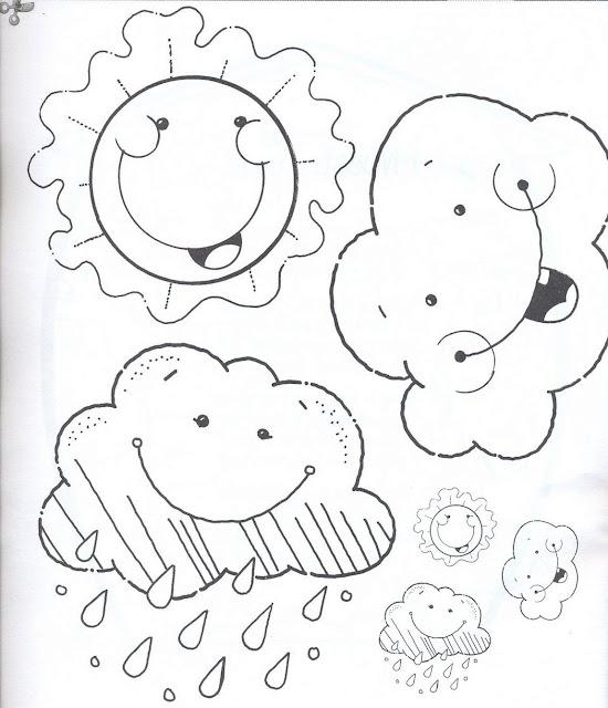 El rincon de la infancia: ♥ Estados del tiempo dibujos ♥