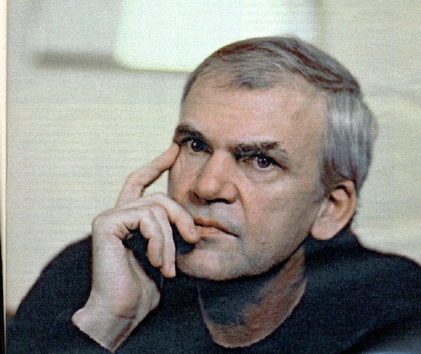 Отец Милана был пианистом, музыковедом, ректором университета в Брно