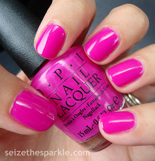 OPI Brights The Berry Thought Of You