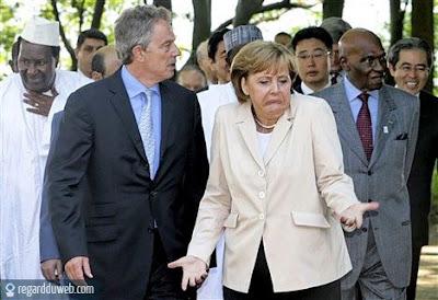 Images drôles et insolites catégorie Célébrité - Merkel v2