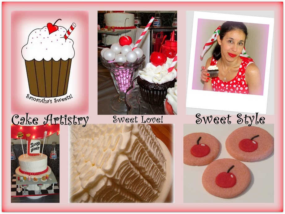 Samantha&#39;s Sweets