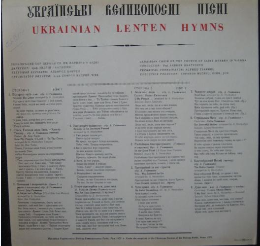 Музика: April 2011
