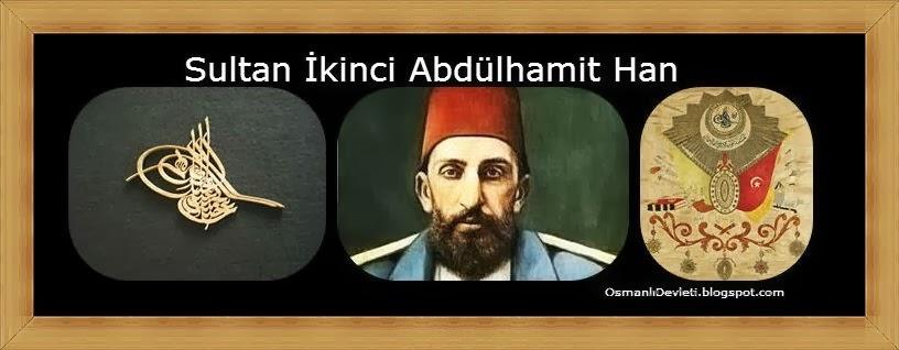 Sultan İkinci Abdülhamit Han