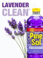 Lavender Pine-Sol