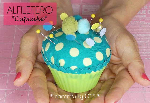 TUTORIAL ALFILETERO CUPCAKE